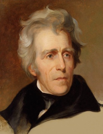 The War Against Andrew Jackson.