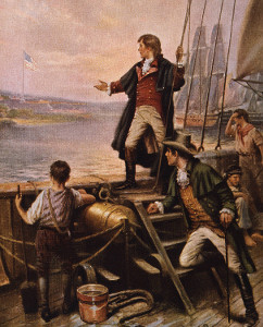 Francis Scott Key was racist!